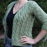 Knit a Cardigan Sweater
