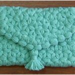 Crochet Jasmine Stitch Purse