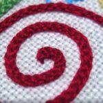 Hungarian Braided Chain Stitch
